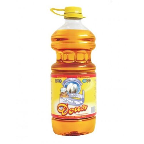 Масло хлопковое (узбекское)