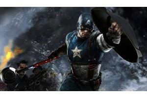 Как вы думаете, куда бежит наш супергерой КАПИТАН УЗБЕКИСТАН?