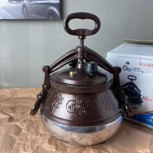 Купить Афганский казан-скороварка на 30 литров + Половник