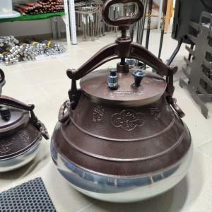 Афганский казан-скороварка на 50 литров + Половник