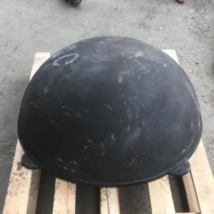 Казан 100 литров (Круглое дно) + Шумовка