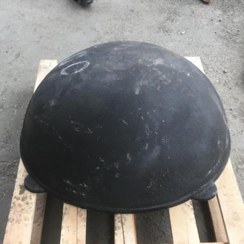 Казан 60 литров (Круглое дно) + Шумовка