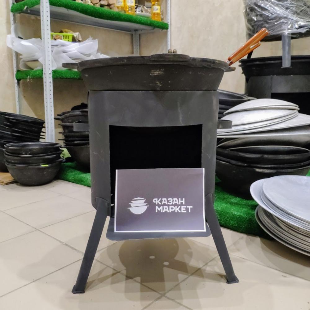 Печь (учаг) под казан 10 литров