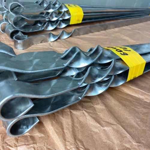Шампур для люля, 20х3 мм 60 см